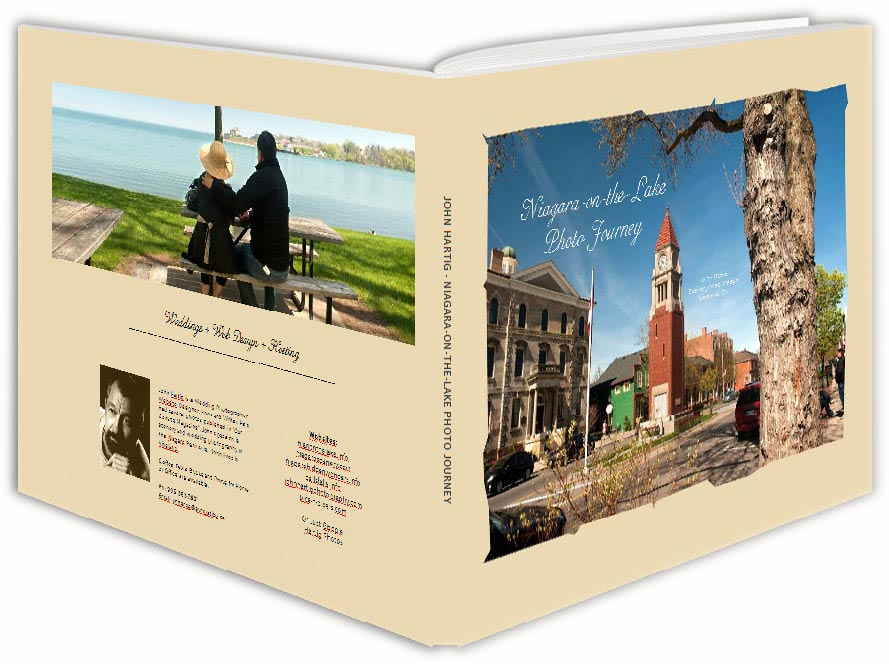 Niagara Scenery | Niagara on the Lake Photo Book