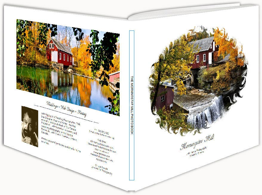 Niagara Scenery | Morningstar Mill Photo Book