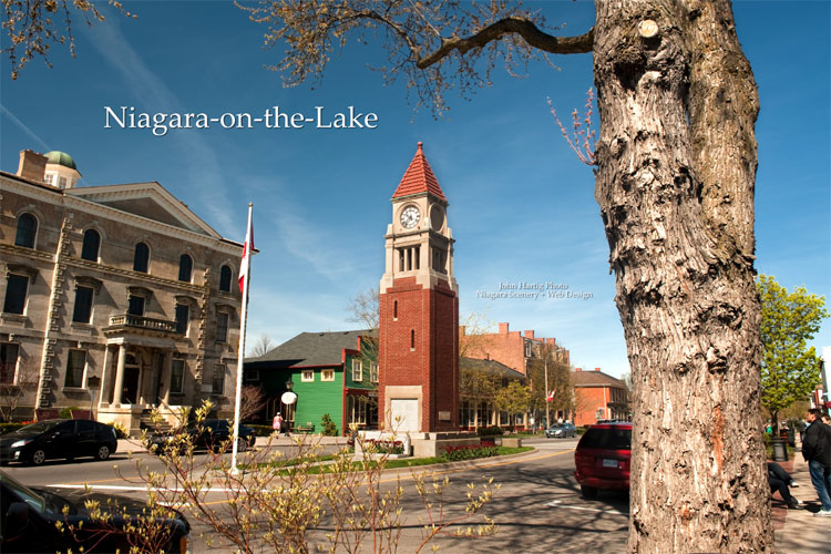 Niagara on the Lake | Niagara scenery